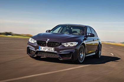 2016 BMW M3 ( F80 ) 30 Jahre Edition ( EU spec ) 30