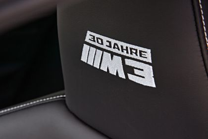 2016 BMW M3 ( F80 ) 30 Jahre Edition ( EU spec ) 51
