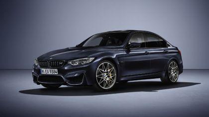 2016 BMW M3 ( F80 ) 30 Jahre Edition ( EU spec ) 2