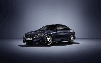 2016 BMW M3 ( F80 ) 30 Jahre Edition ( EU spec ) 1