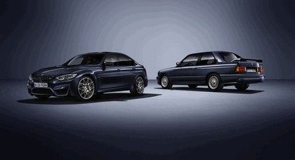 2016 BMW M3 ( F80 ) 30 Jahre Edition ( EU spec ) 3