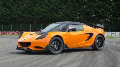 2016 Lotus Elise Race 250 6