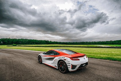2017 Acura NSX - Pikes Peak official pace car 3