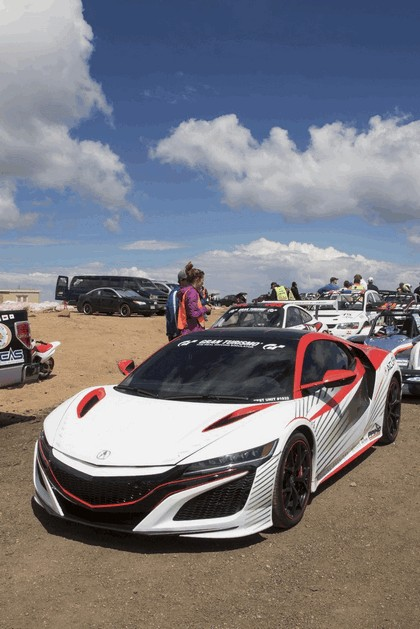 2017 Acura NSX - Pikes Peak official pace car 5