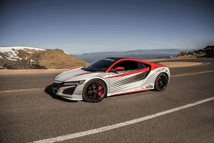2017 Acura NSX - Pikes Peak official pace car 6
