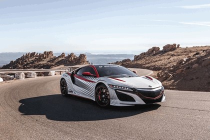2017 Acura NSX - Pikes Peak official pace car 8