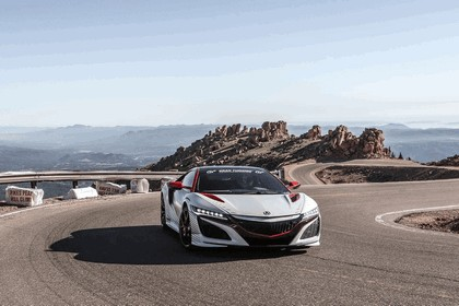 2017 Acura NSX - Pikes Peak official pace car 9