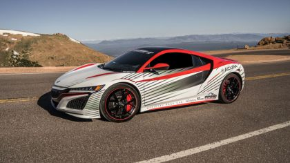 2017 Acura NSX - Pikes Peak official pace car 2