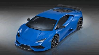 2016 Lamborghini Huracán LP 610-4 by Novitec Torado N-Largo 1