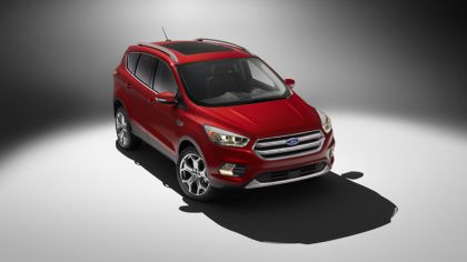 2017 Ford Escape Titanium 8