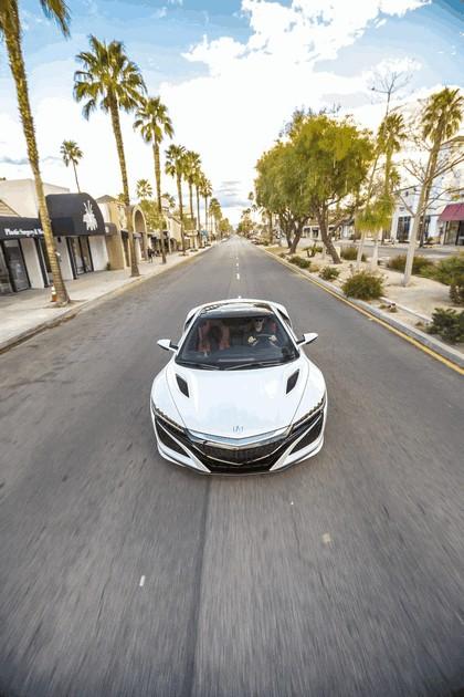 2017 Acura NSX 15