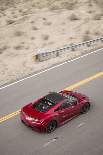 2017 Acura NSX 57