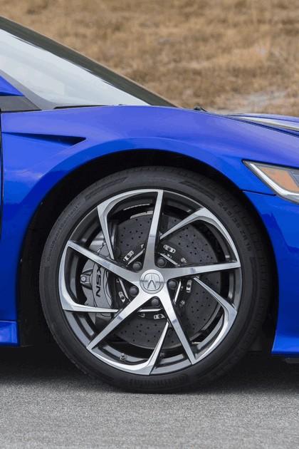 2017 Acura NSX 150