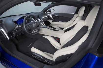 2017 Acura NSX 167