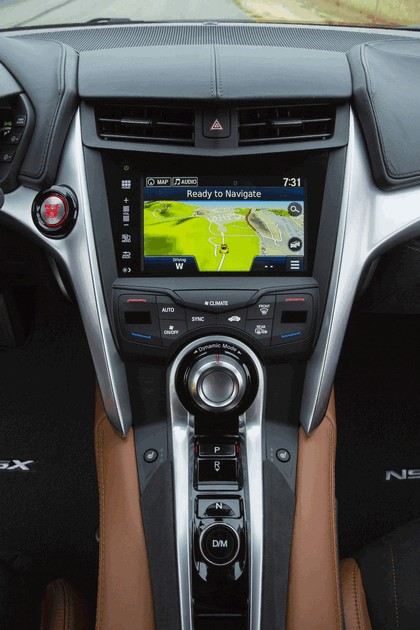 2017 Acura NSX 193