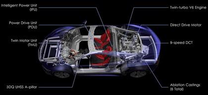 2017 Acura NSX 262