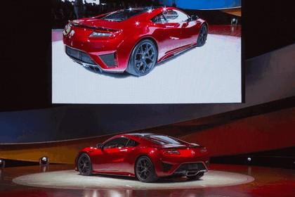 2017 Acura NSX 280