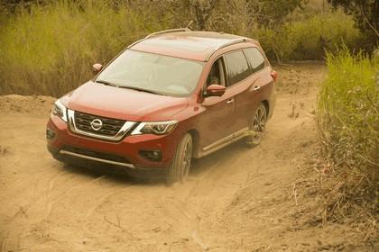 2017 Nissan Pathfinder 11