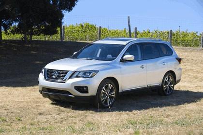 2017 Nissan Pathfinder 21