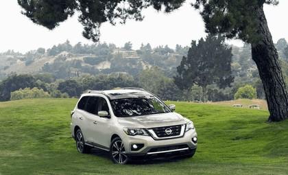2017 Nissan Pathfinder 36