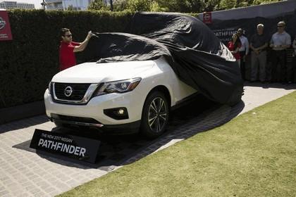 2017 Nissan Pathfinder 107