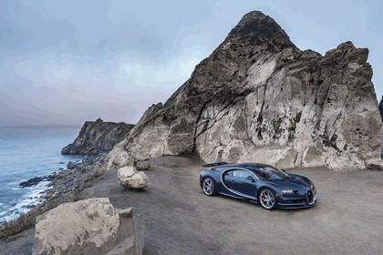 2016 Bugatti Chiron at The Quail 1