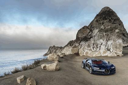 2016 Bugatti Chiron at The Quail 2