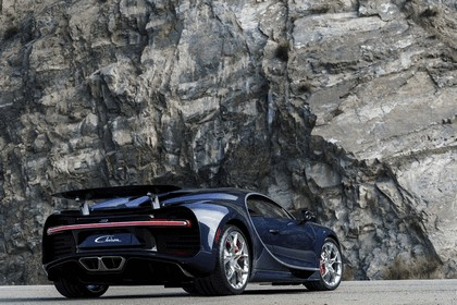 2016 Bugatti Chiron at The Quail 5