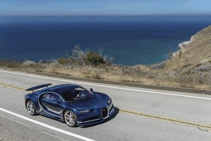 2016 Bugatti Chiron at The Quail 7