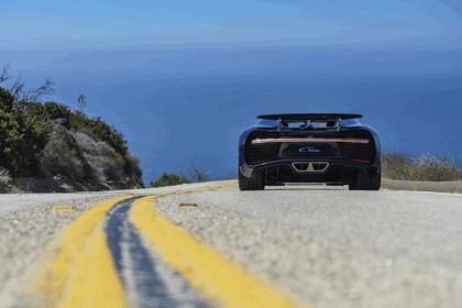 2016 Bugatti Chiron at The Quail 9