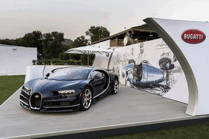 2016 Bugatti Chiron at The Quail 10