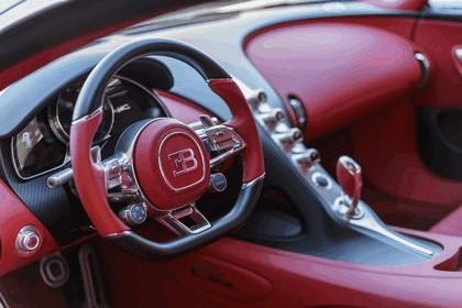 2016 Bugatti Chiron at The Quail 20