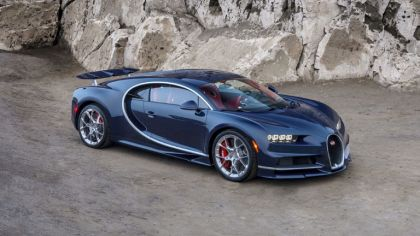 2016 Bugatti Chiron at The Quail 8