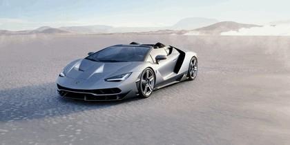2016 Lamborghini Centenario roadster 1