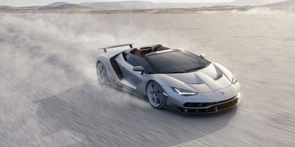 2016 Lamborghini Centenario roadster 2