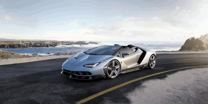 2016 Lamborghini Centenario roadster 3