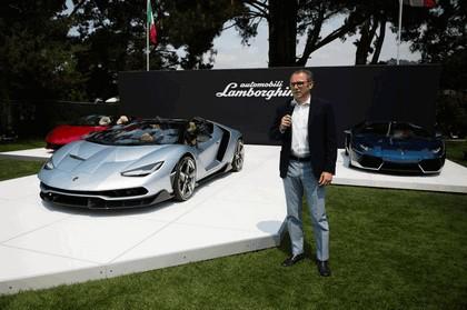 2016 Lamborghini Centenario roadster 9