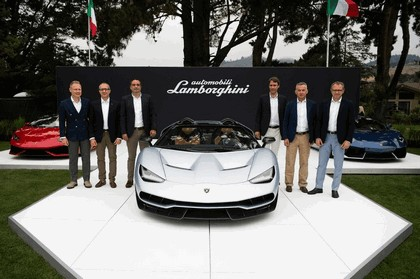 2016 Lamborghini Centenario roadster 17