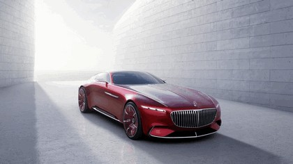 2016 Mercedes-Maybach 6 vision 1