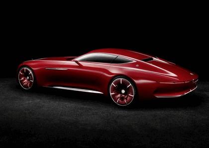2016 Mercedes-Maybach 6 vision 6
