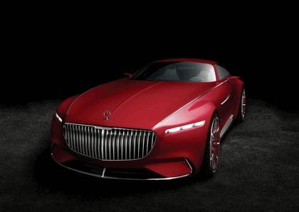 2016 Mercedes-Maybach 6 vision 7
