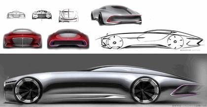2016 Mercedes-Maybach 6 vision 16