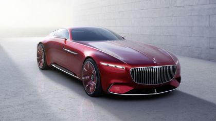 2016 Mercedes-Maybach 6 vision 9
