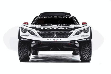 2016 Peugeot 3008 DKR 1