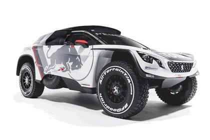 2016 Peugeot 3008 DKR 2