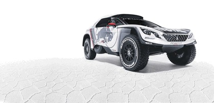 2016 Peugeot 3008 DKR 4