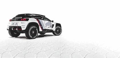 2016 Peugeot 3008 DKR 5