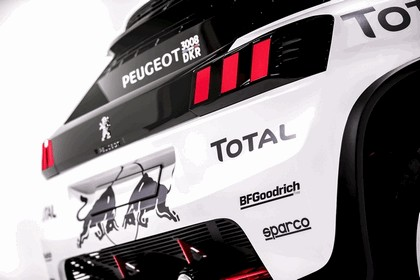 2016 Peugeot 3008 DKR 16