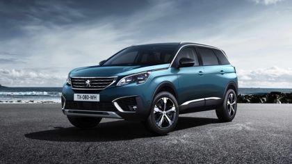 2016 Peugeot 5008 4