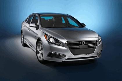 2017 Hyundai Sonata Plug-In Hybrid 2